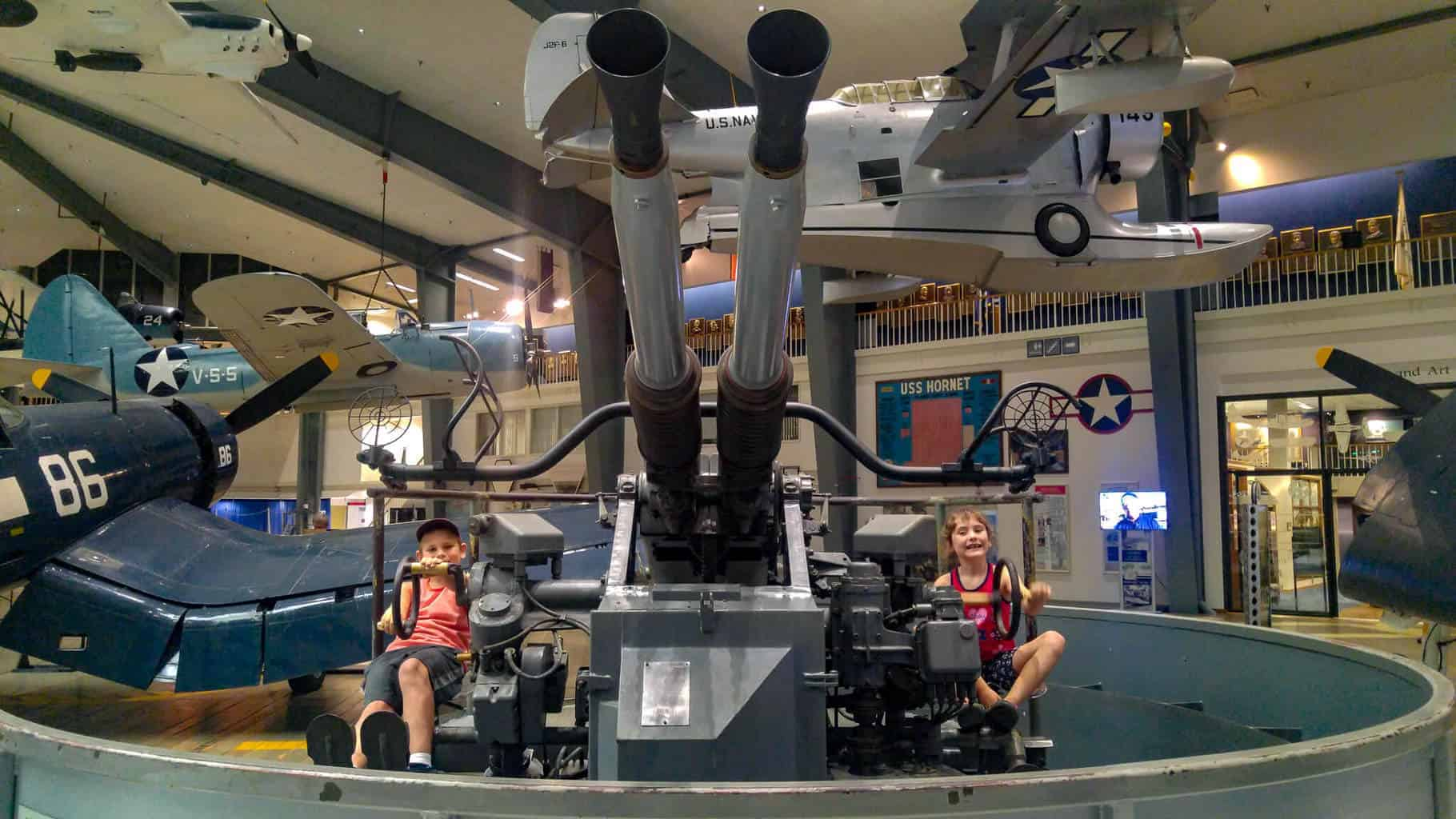 Homeschool Air Museum