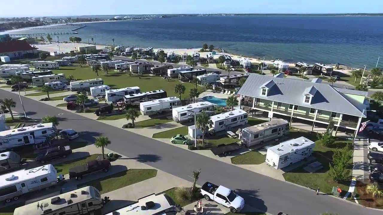 8 Reasons Why We Love Pensacola Beach RV Resort