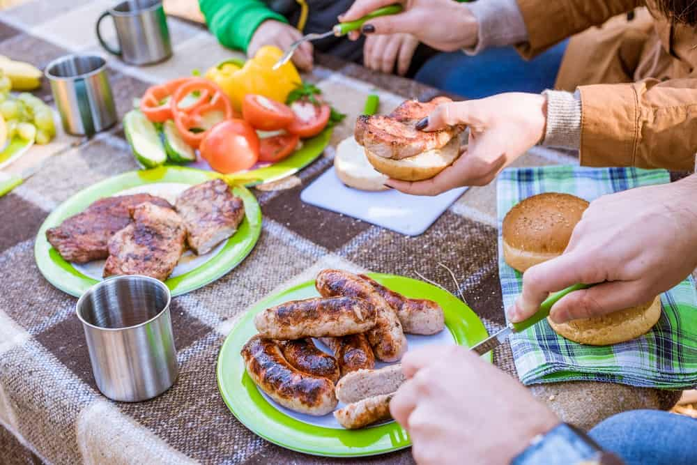 Easy RV Meals to cook in your RV