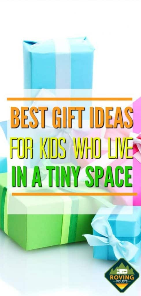 Best Gift Ideas For Kids Who Live in a Tiny Space