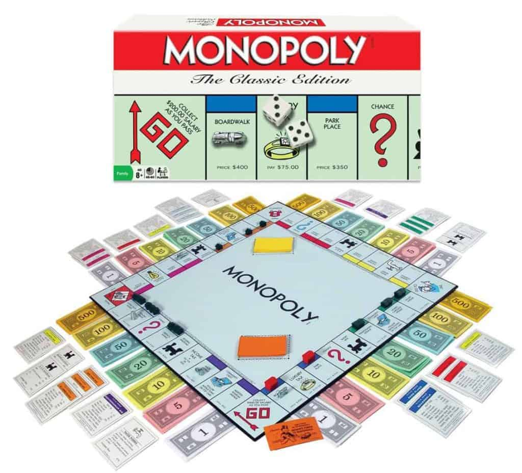 The Classic Game of Monopoly