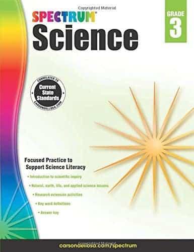 Spectrum Science Grade 3