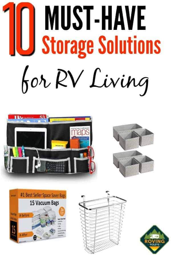 10 Must-Have Storage Solutions for RV Living