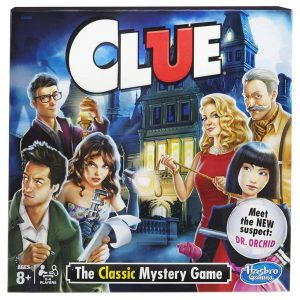 Clue family Board Game