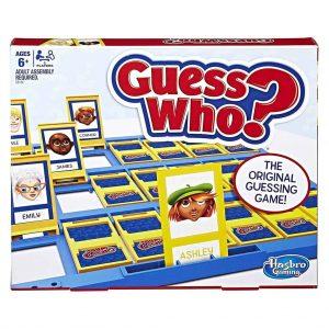 Fun Family Board Game Guess Who