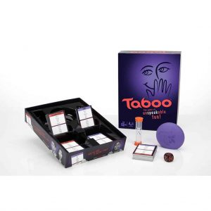 Taboo Family Game