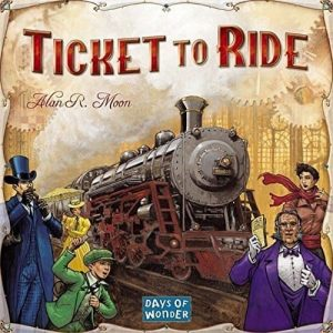 Ticket To Ride Board Game for the Whole Family