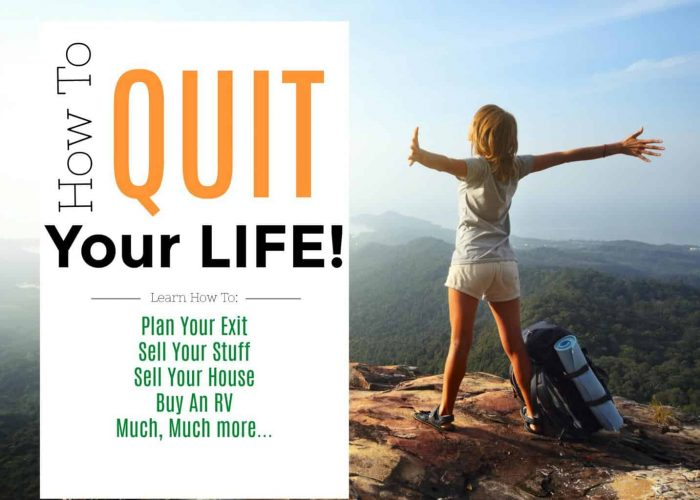Quit Your Life Landing Page1
