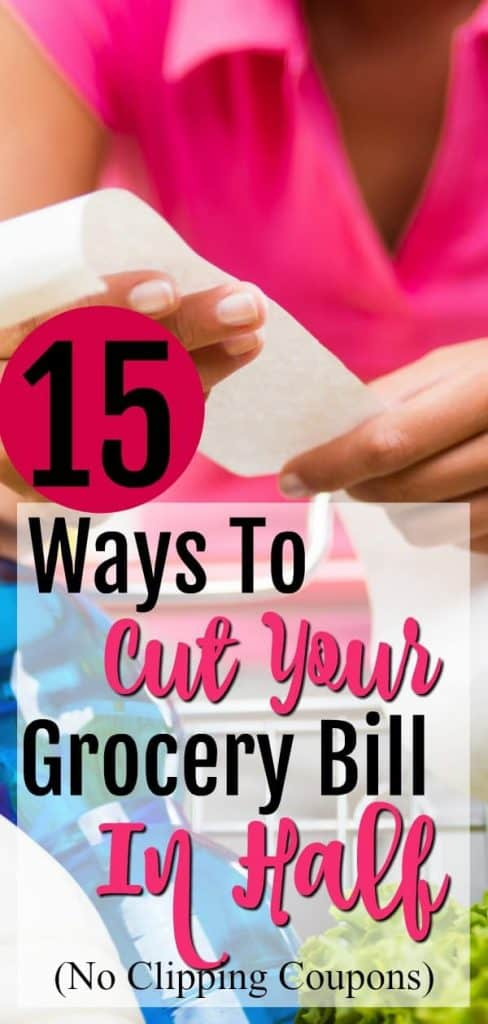 How to save money on groceries without clipping coupons