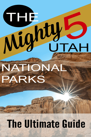 ultimate guide to the mighty 5 utah national parks