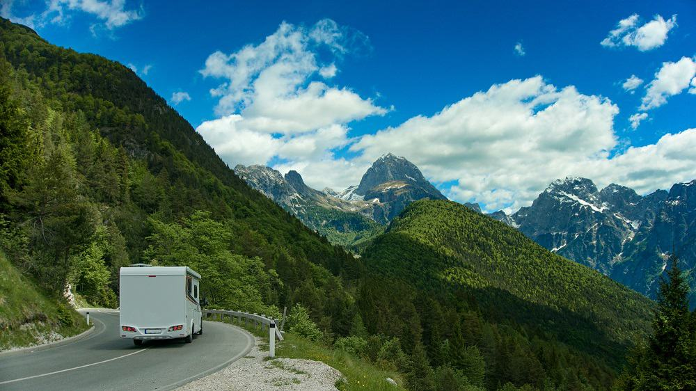 rv tips in mountains
