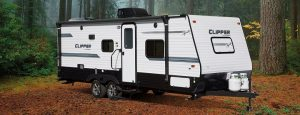 2020 coachmen clipper propane tanks