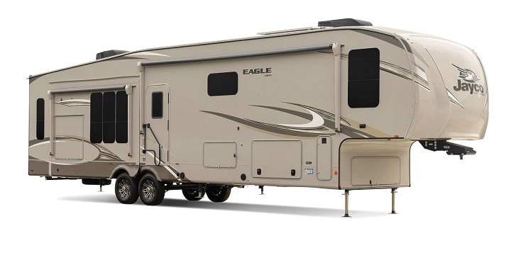 2020 Jayco eagle 5th wheel