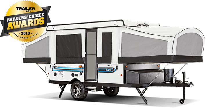 Jaysport pop up trailer