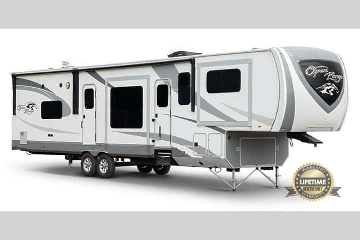 2020 Open Range 5th wheel