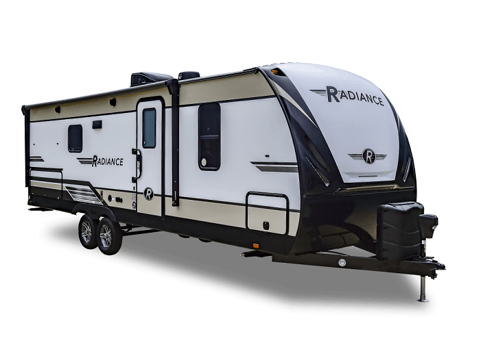 2020 Crusier radiance travel trailer