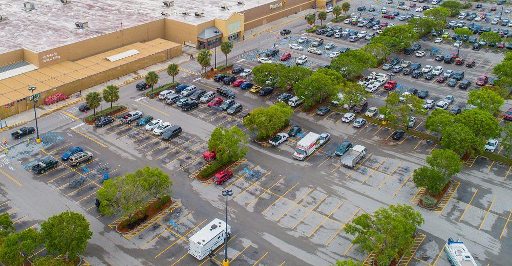 rv parking at walmart