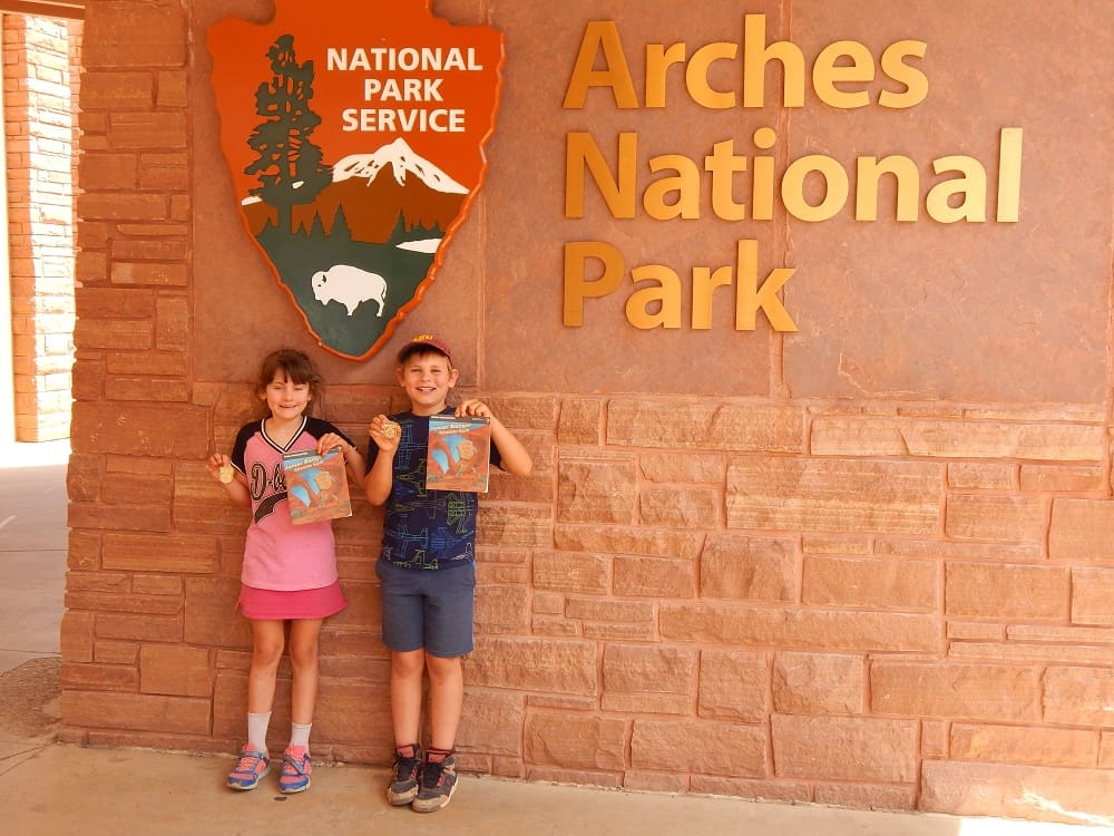 arches np sign