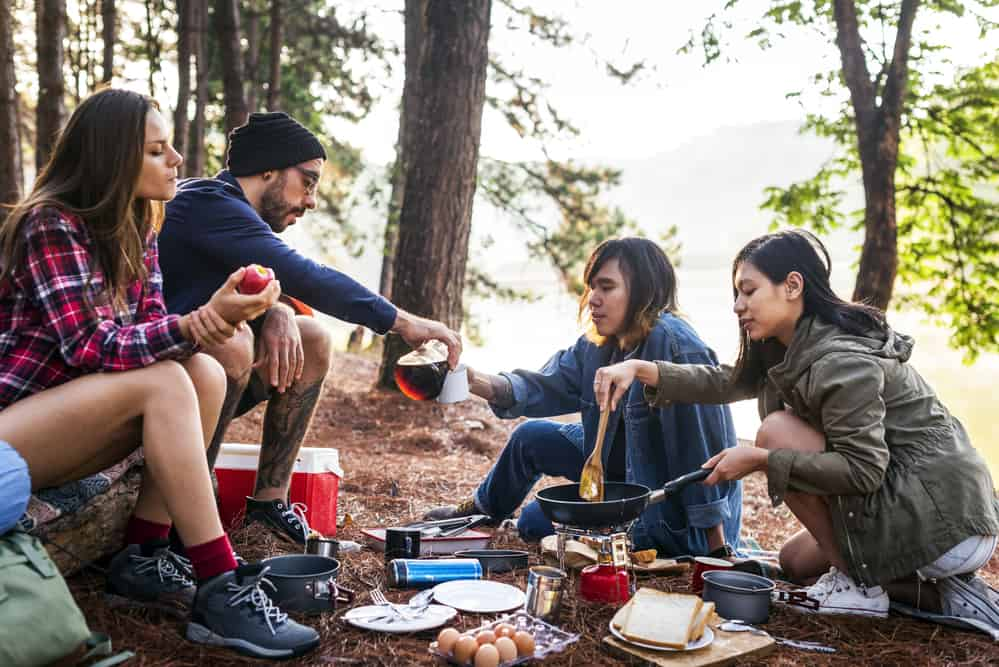 100 Easy Camping Recipes
