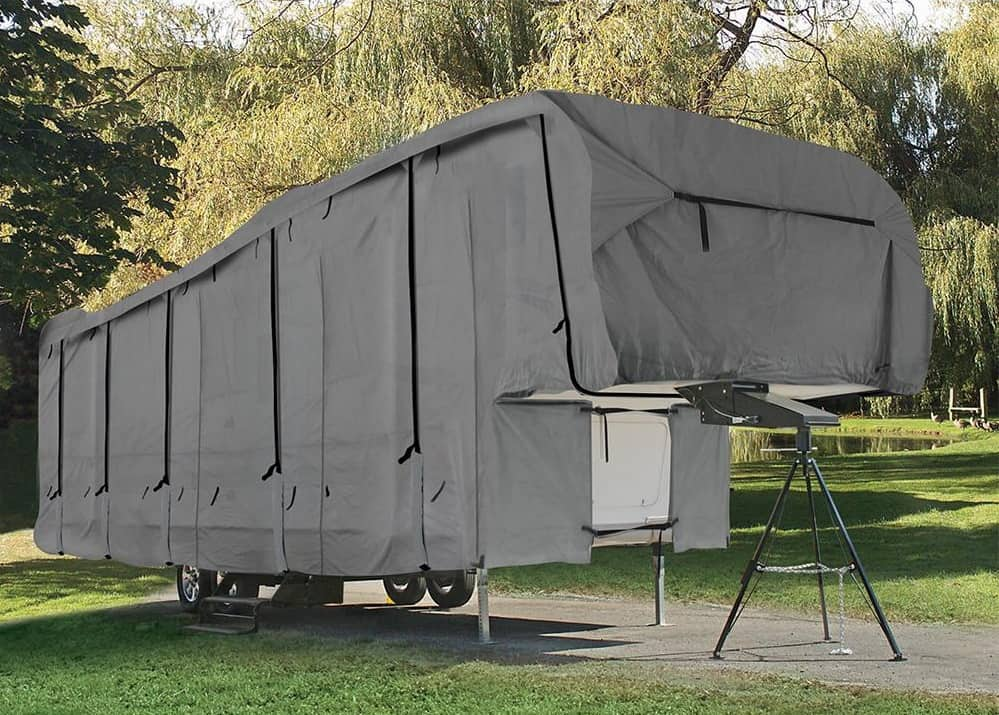 5th wheel rv cover