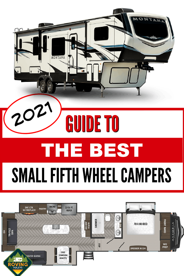 guide to the best small fifth wheel campers